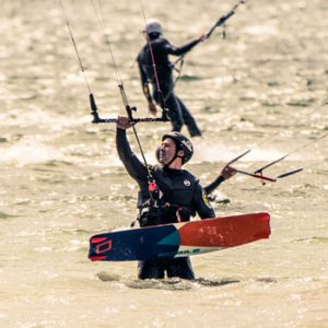 Kitesurfing privatlektion